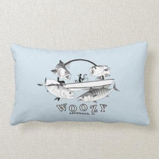 Woozy Seacraft Inshore Grand Slam Lumbar Cushion
