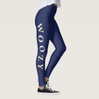 Woozy Side Logo Leggings