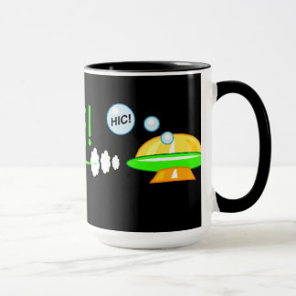 Woozy UFO