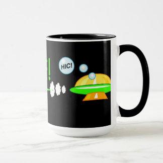 Woozy UFO Mug