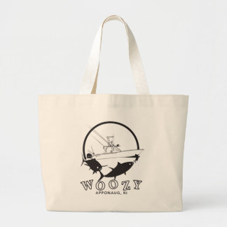 Woozy Yellowfin Large Tote