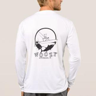 Woozy Yellowfin Sport Tek Long Sleeve T-Shirt