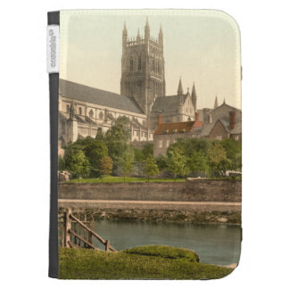 Worcester Cathedral II, Worcestershire, England Kindle 3G Case