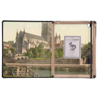 Worcester Cathedral II, Worcestershire, England iPad Covers