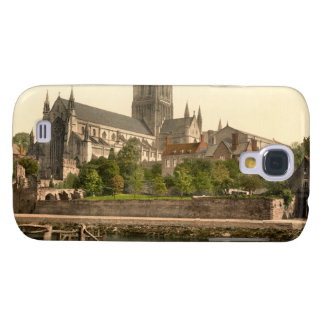 Worcester Cathedral II, Worcestershire, England Galaxy S4 Case