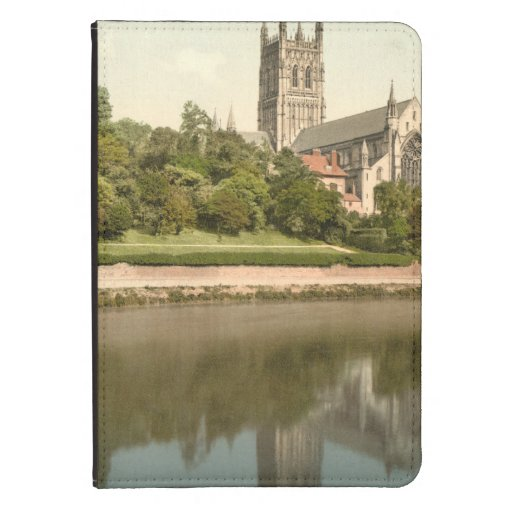Worcester Cathedral, Worcestershire, England Kindle Touch Case