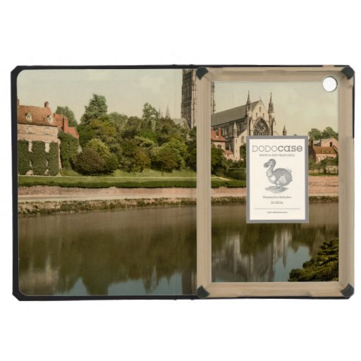 Worcester Cathedral, Worcestershire, England iPad Mini Covers