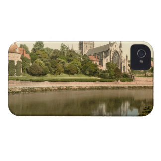 Worcester Cathedral, Worcestershire, England Case-Mate iPhone 4 Cases