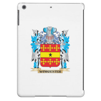Worcester Coat of Arms - Family Crest Case For iPad Air