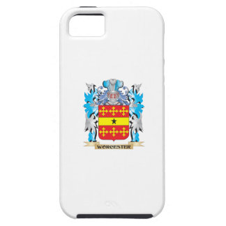 Worcester Coat of Arms - Family Crest iPhone 5 Case