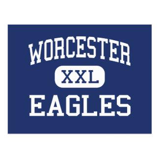 Worcester - Eagles - Vocational - Worcester Postcard