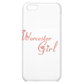 Worcester Girl tee shirts iPhone 5C Cover