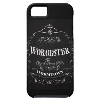 Worcester Massachusetts - City of Seven Hills iPhone 5 Covers