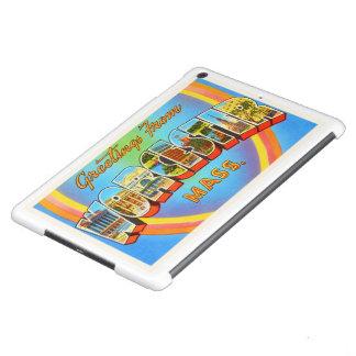 Worcester Massachusetts MA Vintage Travel Souvenir iPad Air Cases