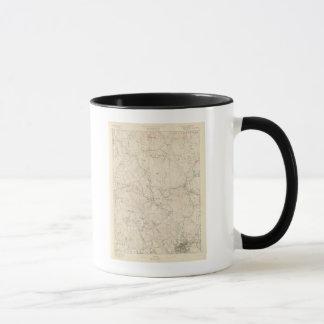 Worcester, Massachusetts Mug