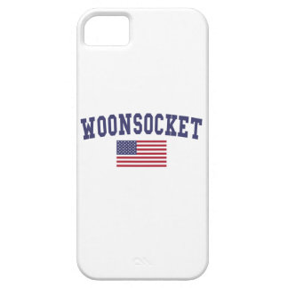 Worcester US Flag Barely There iPhone 5 Case