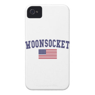 Worcester US Flag Case-Mate iPhone 4 Cases