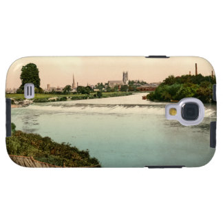 Worcester, Worcestershire, England Galaxy S4 Case