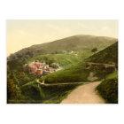 Worcestershire Beacon, Malvern, England Postcard