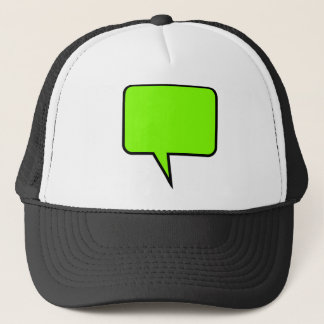 Word Balloon Trucker Hat