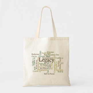 Word Cloud Tote
