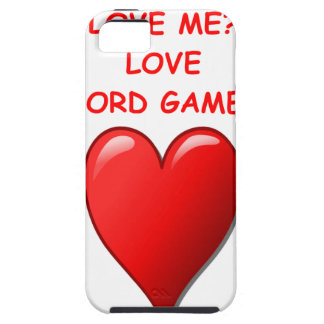 word games iPhone 5 cases