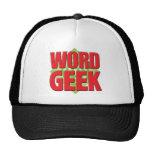 Word Geek v2 Cap