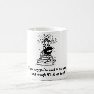 Word To The Wise Mug