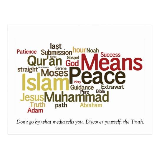wordle-islam dawah postcard