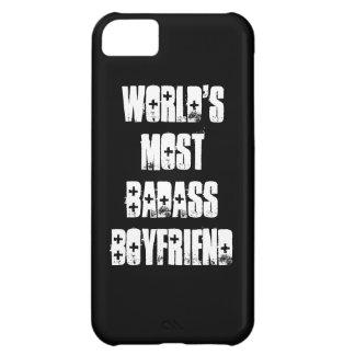 Word's Most Badass Boyfriend iPhone 5C Cases