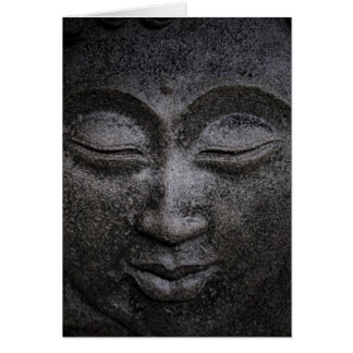 Words of Buddha Greeting Card