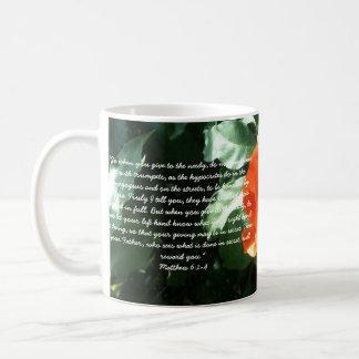Words of Jesus Christian Mug
