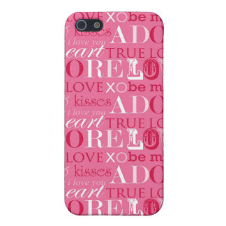 Words of Love iPhone4 Case iPhone 5 Covers