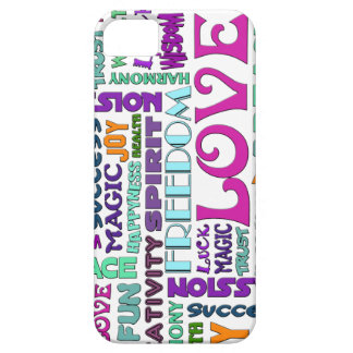 Words Of The Spirit Way Barely There iPhone 5 Case
