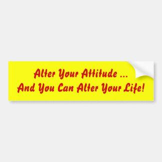 Words of Wisdom Bumper Sticker. Car Bumper Sticker
