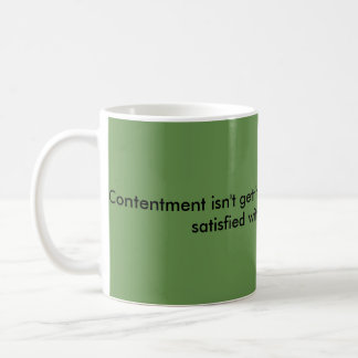 words of wisdom coffee mug. coffee mug