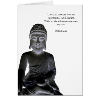 Words of Wisdom Greeting Card