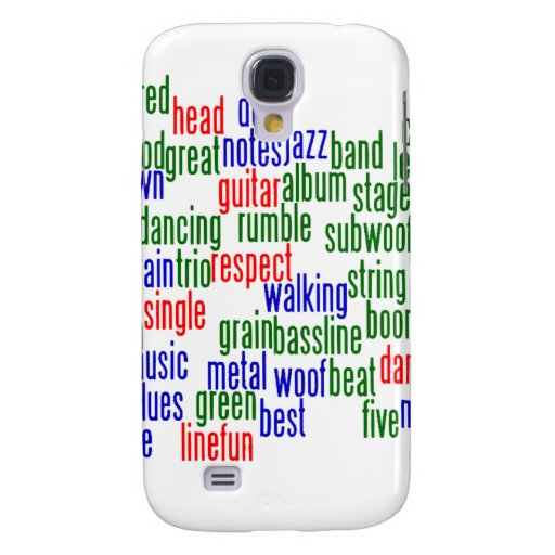Words related to playing bass, red blue green galaxy s4 covers