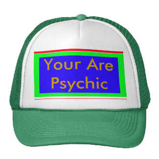 Words To Live By Mesh Hat