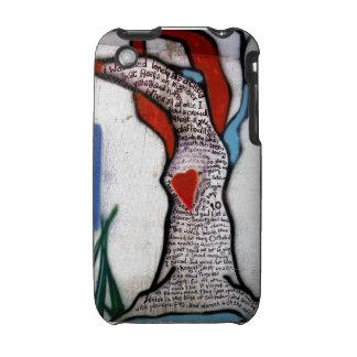Wordsworth Poem Tree iPhone 3 Covers