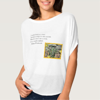 Wordsworth Poetry T-Shirt