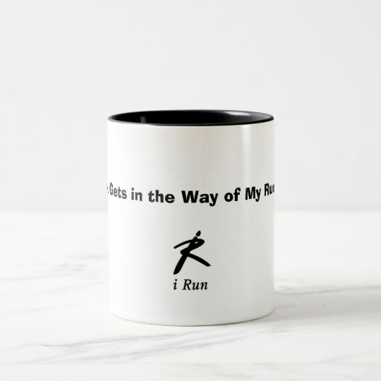 """""""Work Gets in the Way of My Running!"""""""
