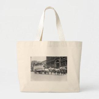 Work Horse Parade Winner: 1908 Bag