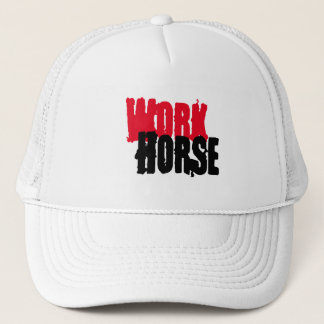 Work Horse Trucker Hat