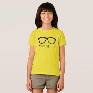 Work It Glasses Shirt Nerd Love 72marketing