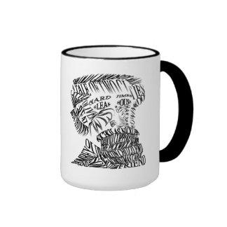 Work Of Charles Dickens Ringer Mug