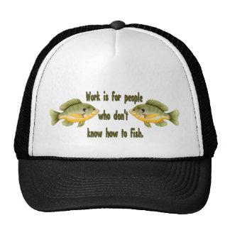 Work or Fish Cap