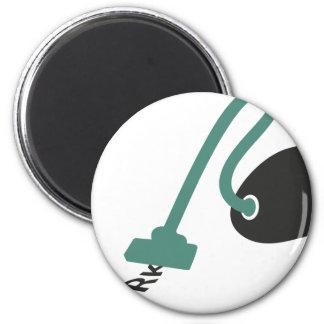 work sucks 6 cm round magnet