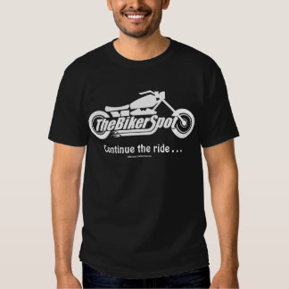 Work to ride and ride to work. tshirts