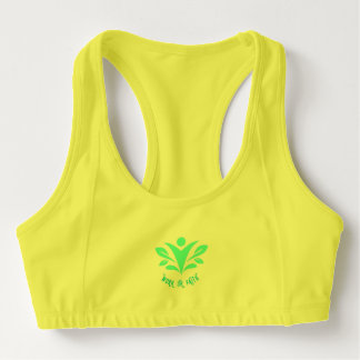WORK UR FAITH SPORTS BRA